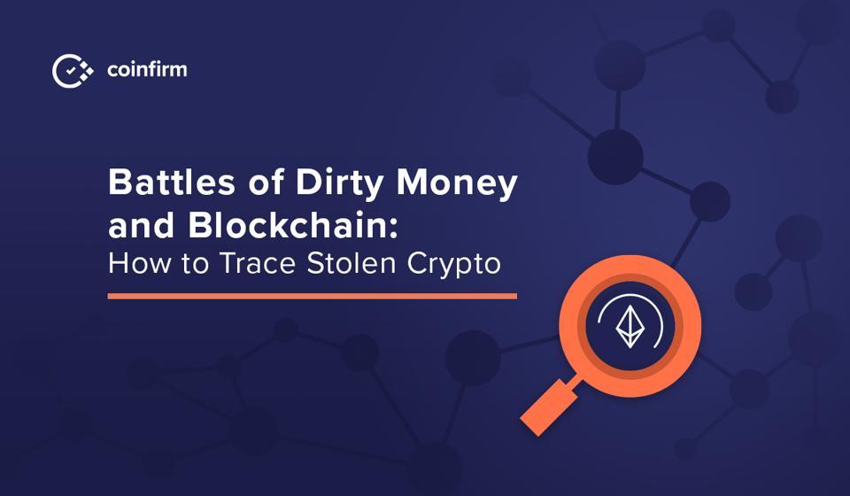 Crypto stolen tracing