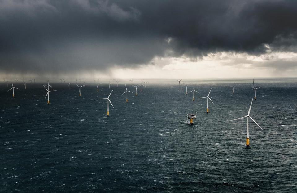 In Asia, access to offshore wind also means exposure to ferocious typhoons.