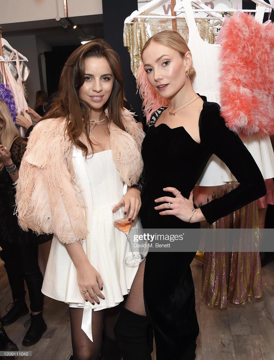 Annie's Ibiza x My Wardrobe HQ Launch, celebrities, fashion, London event, style, trend