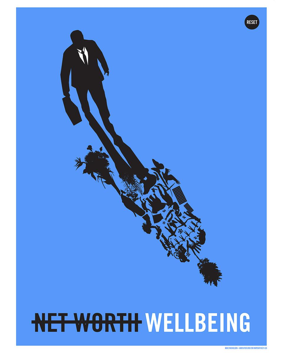 We can RESET our pursuit of net worth to well-being for all.