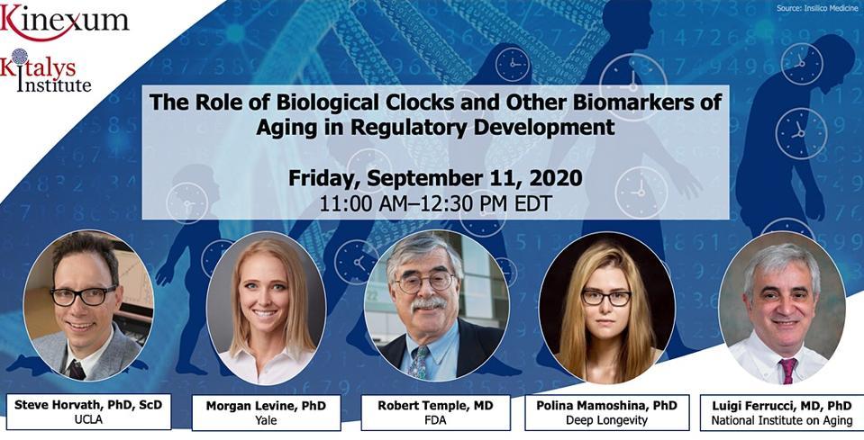 Biological Aging Clock Forum