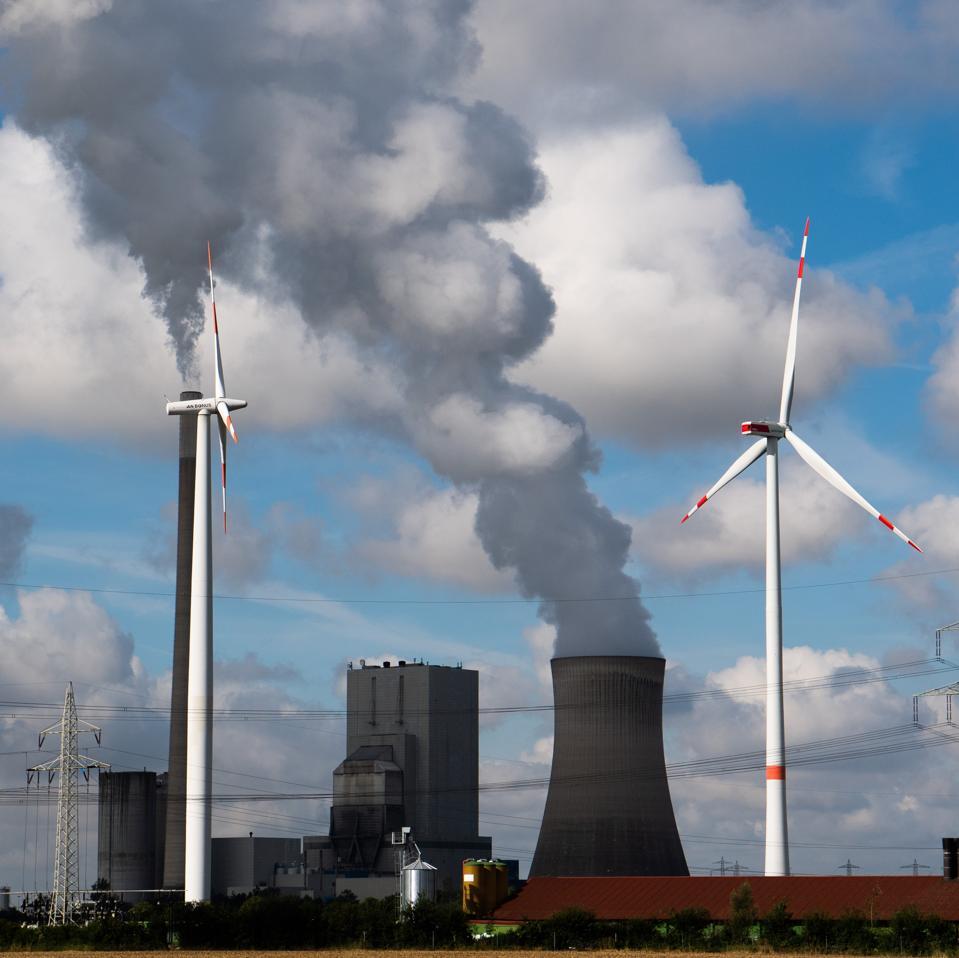 Energy system transformation