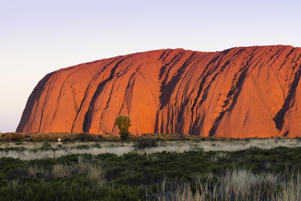 Ayers Rock, Uluru-Kata Tjuta National Park, Australia