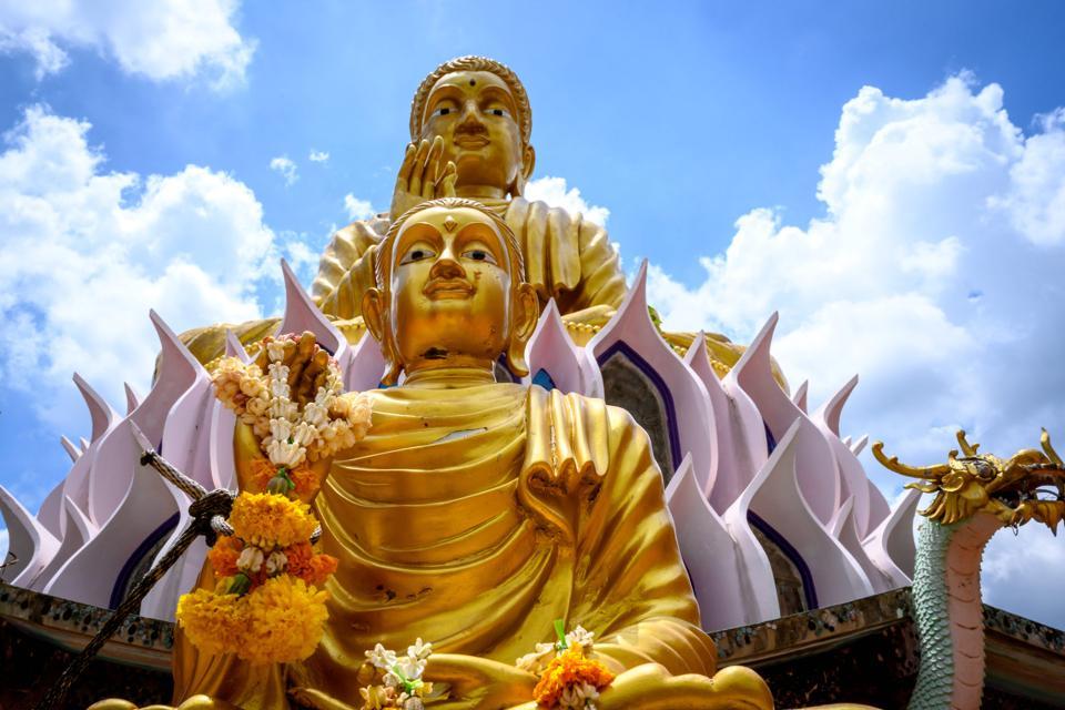 THAILAND-RELIGION-TEMPLE