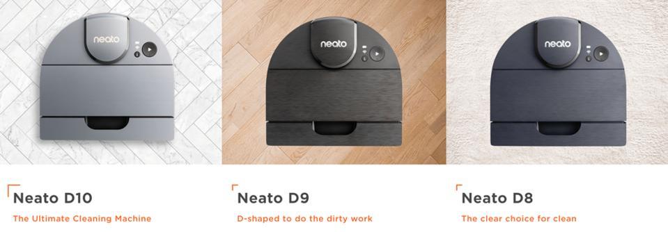 Neato D10/D9/D8 Robot Vacuums