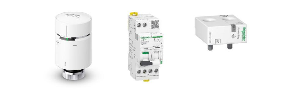 Power Tag, Acti9 Active and Temperature Control System