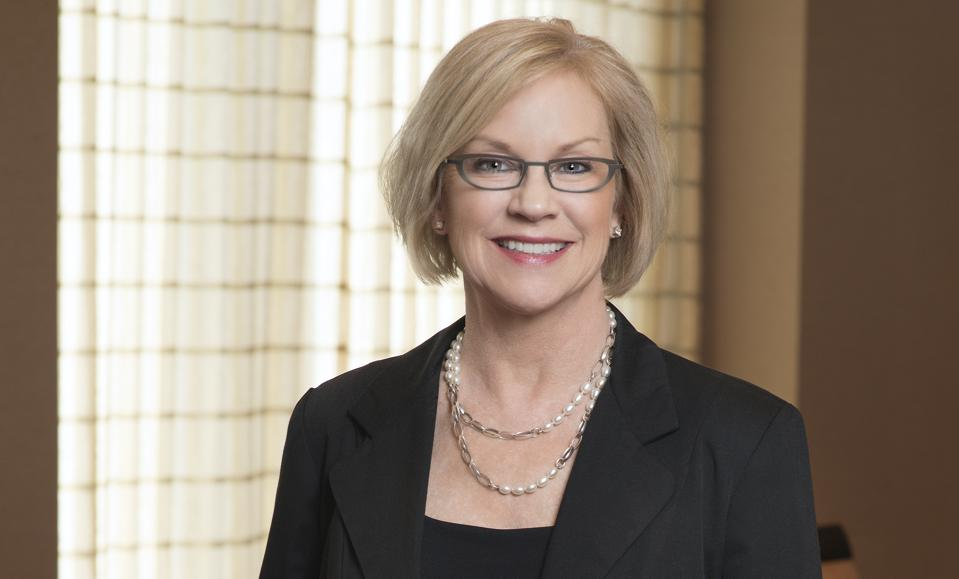 Bank of America COO and CTO Cathy Bessant