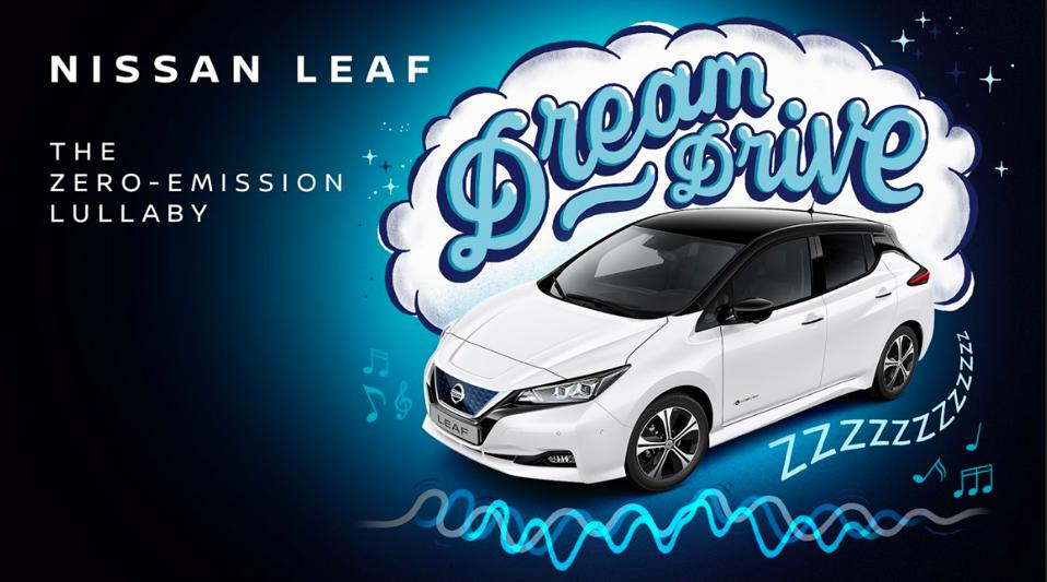 New Nissan vehicle titled Nissan Leaf