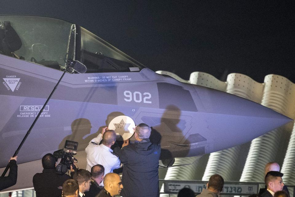 ISRAEL-US-DEFENCE-POLITICS-F35