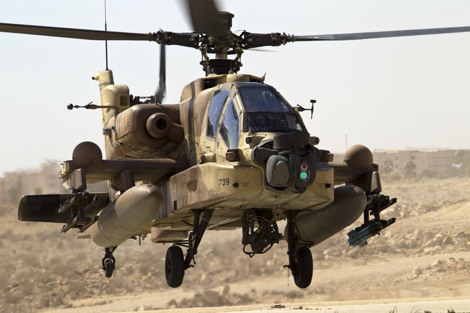 ISRAEL-AIR FORCE-HELICOPTER