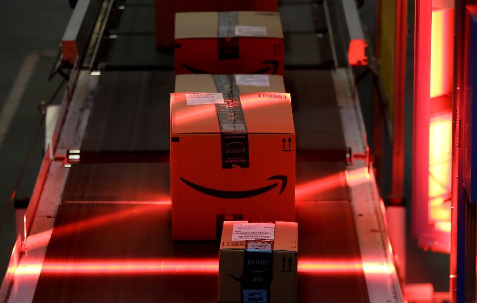 Amazon Warehouse Job Fair