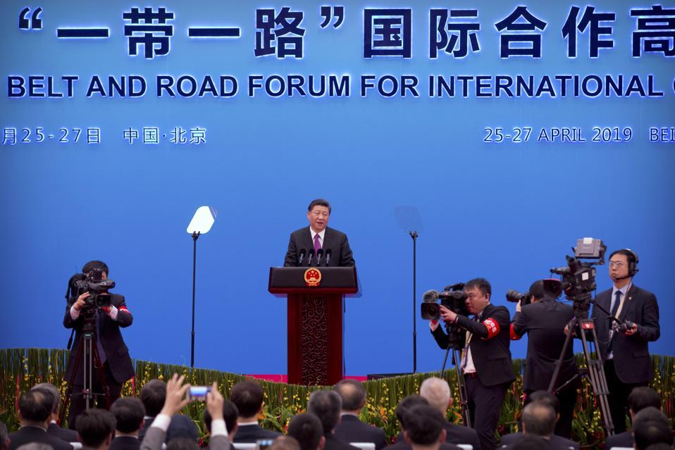 China New Silk Road