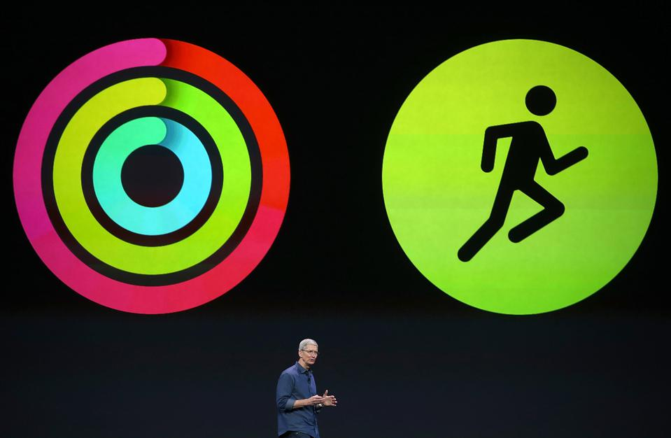 Health and fitness apps on the Apple Watch continue the legacy of Steve Jobs vision.
