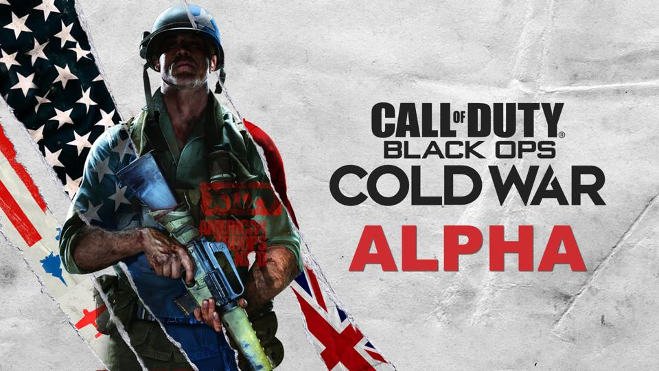 Call Of Duty Black Ops Cold War Alpha Start Time New Maps And Modes And How To Play