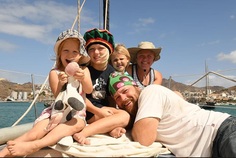 The Meretniema Family from Finland