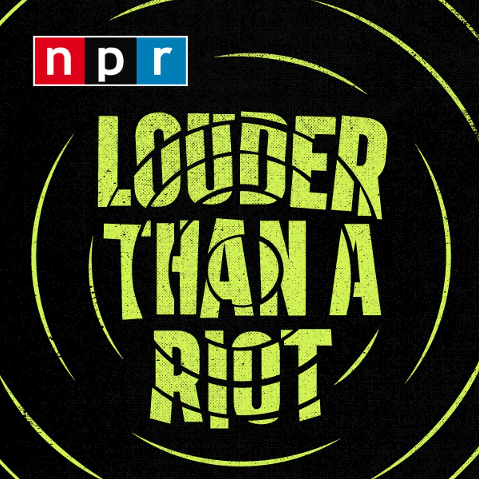Louder Than A Riot, available October 8, 2020.