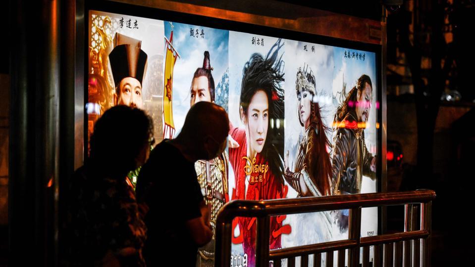 CHINA-US-ENTERTAINMENT-FILM-MULAN-RIGHTS