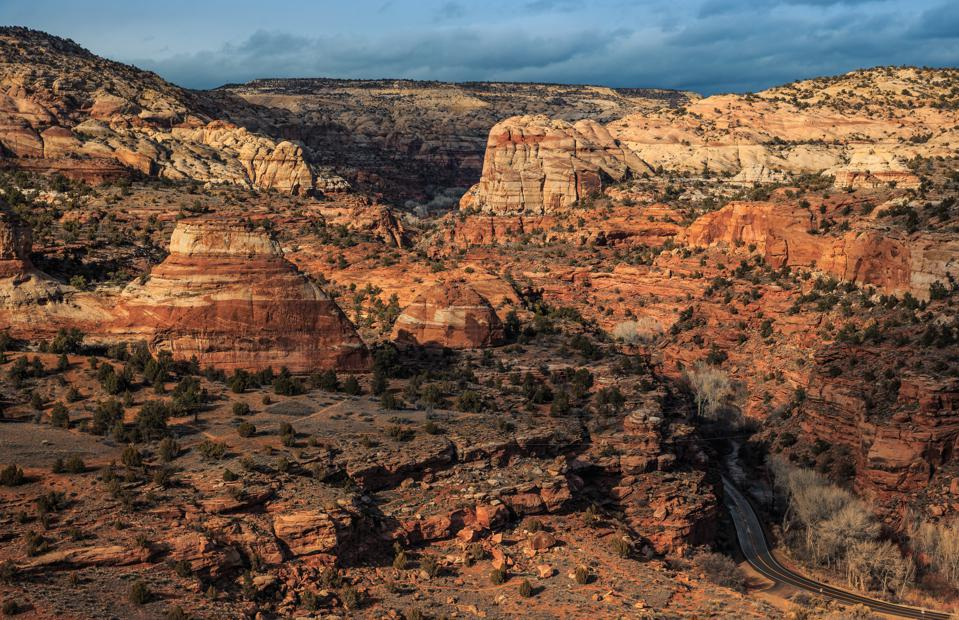 Canyons of Grand Staricase-Escalante National Monument