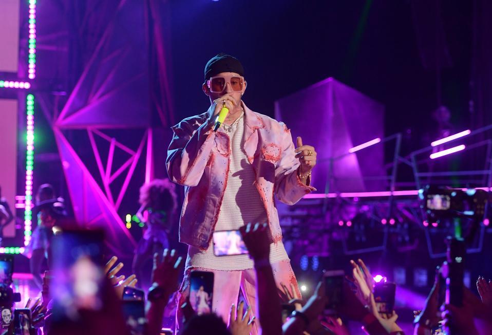 Spotify Awards In Mexico – Inside
