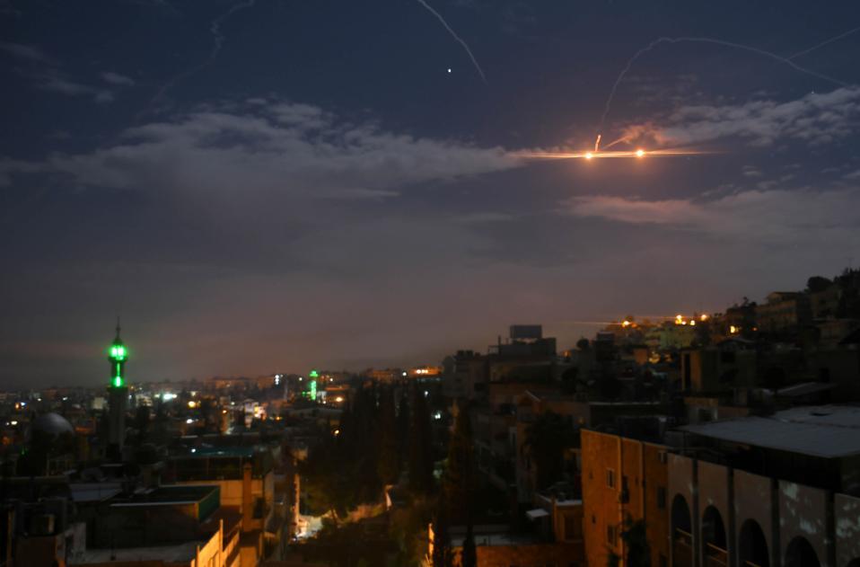 SYRIA-ISRAEL-IRAN-CONFLICT