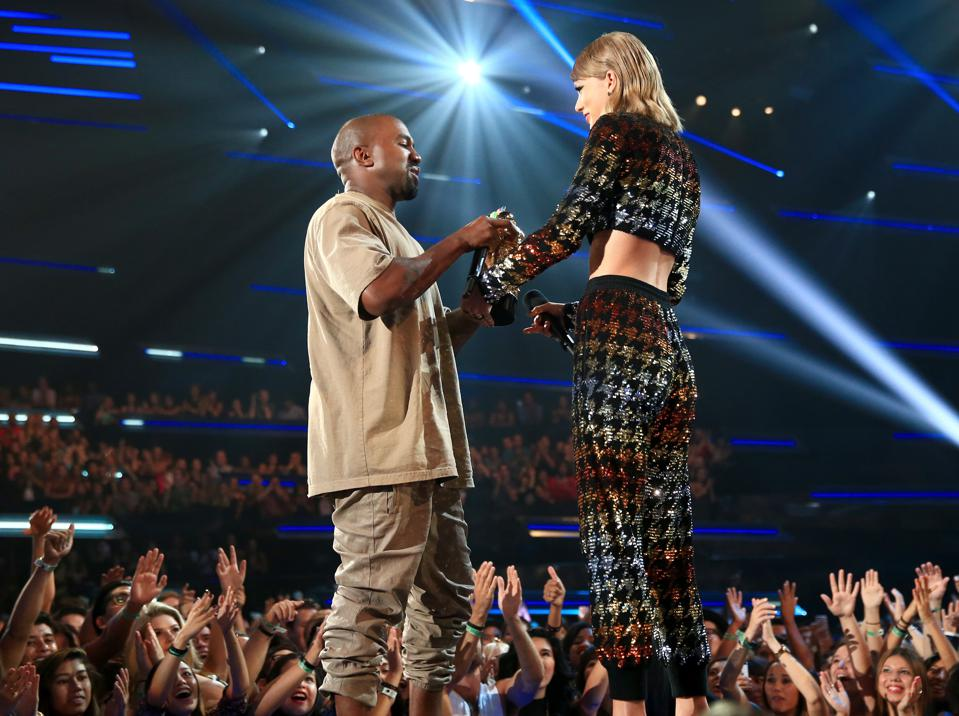 Kanye West Wants To Help Taylor Swift Get Her Masters Back