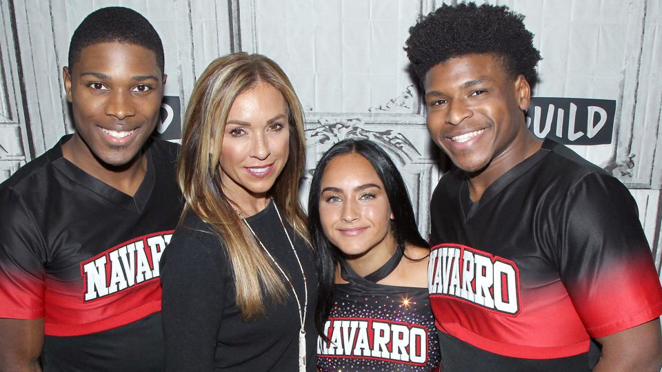 Netflix's 'Cheer' Stars Express Shock Over Teammate Jerry Harris' Arrest On Child Porn Charges