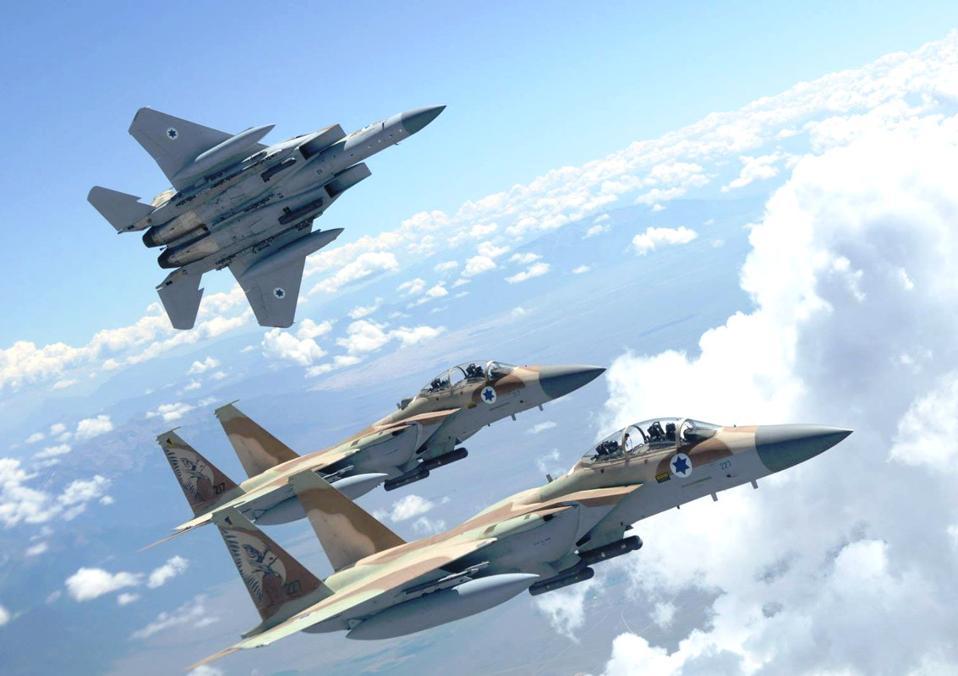 IAF, Israeli Air Force, F-15, F-15I Ra'am,