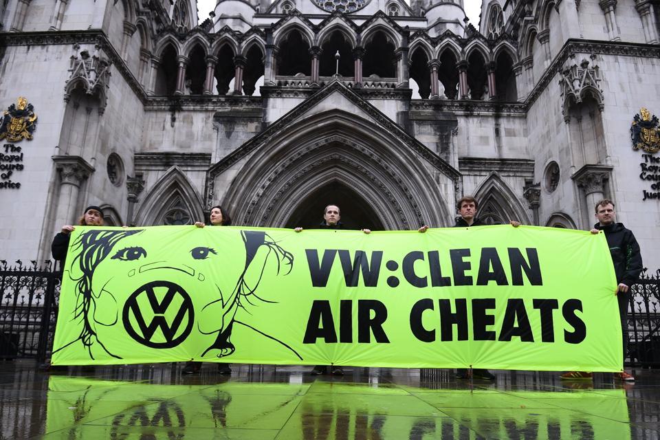 Volkswagen emissions scandal case