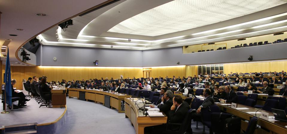 IMO meetings are slow moving, bureaucratic and rarely achieve the environmental protection goals that are set for them.