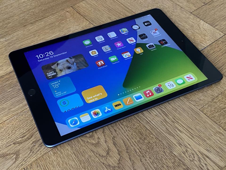 iPad Air 2020 - good looks, great value.