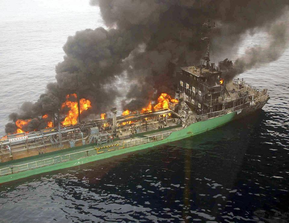 JAPAN-SHIP-ACCIDENT