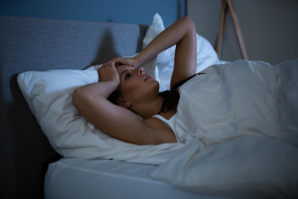 Trouble sleeping? There's a cannabinoid for that.