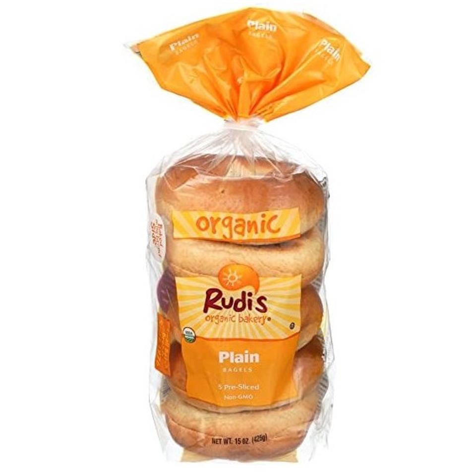 Rudi's Organic Bakery Bakery & Bread bagels