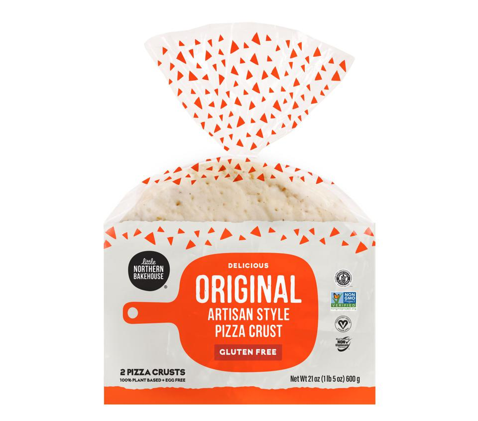 Original Artisan – Little Northern Bakehouse gluten-free pizza crust