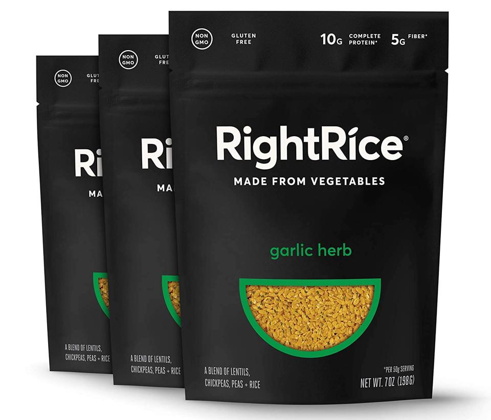 RightRice Rice Garlic Herb