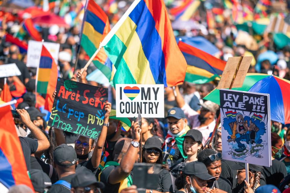 12 Sep 2020: protests in Mauritius had largely been about unity and called for greater transparency and accountability over how the oil spill was being handled.