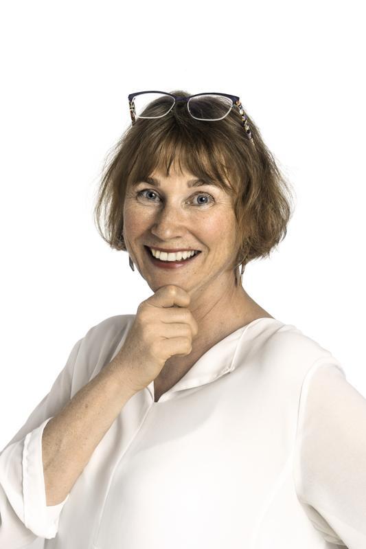 Co-founder Marianne Tikkanen