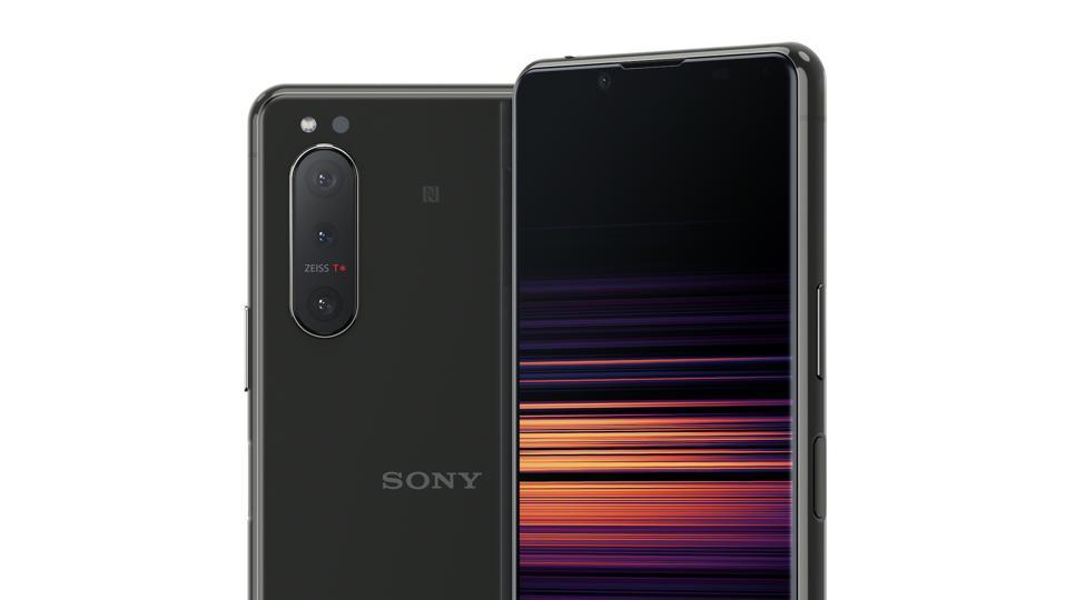 Sony Xperia 5 II revealed