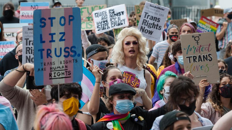 Price To Change Gender 'Reduced' But Major U.K. Trans Rights Reform 'Scrapped' Says Latest Leak