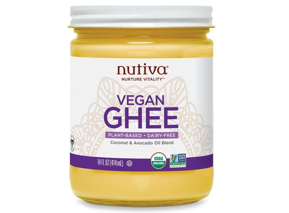 Organic Vegan Ghee – Nutiva