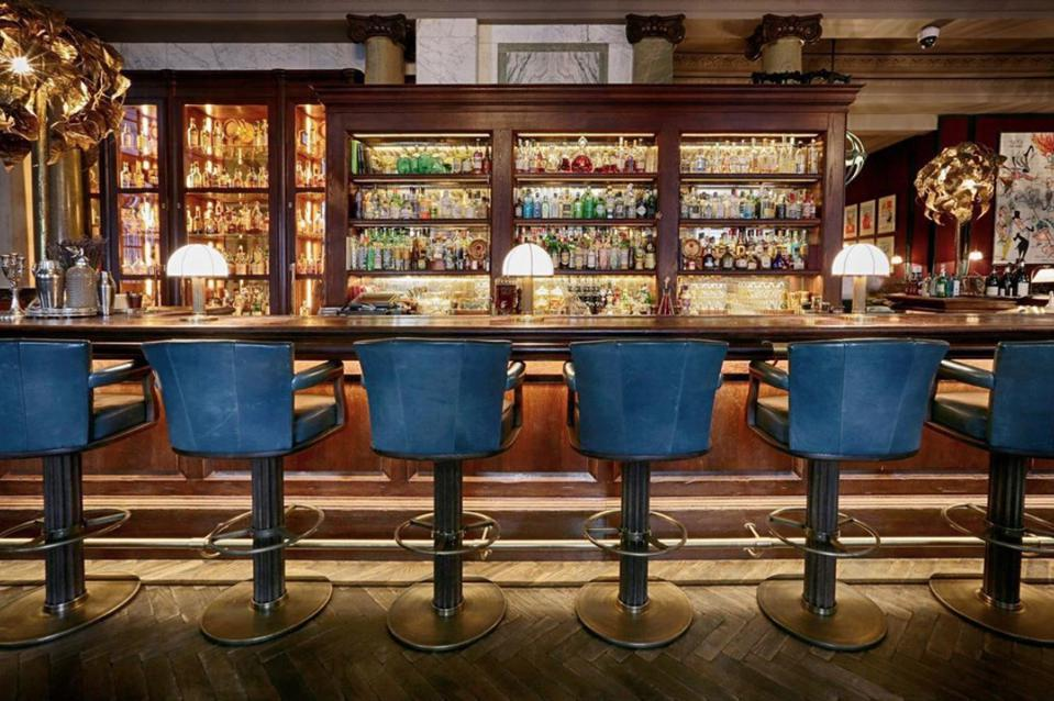 Scarfes Bar at the Rosewood Hotel wins Spirited Awards 2020