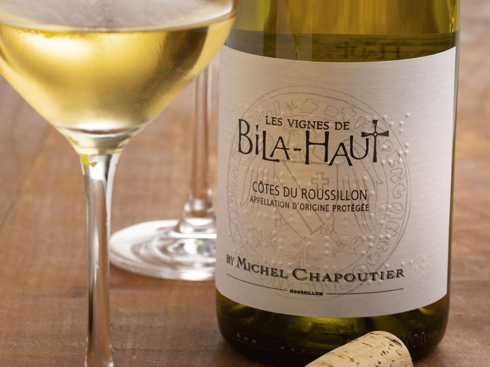 Bottle of Les Vignes de Bila-Haut