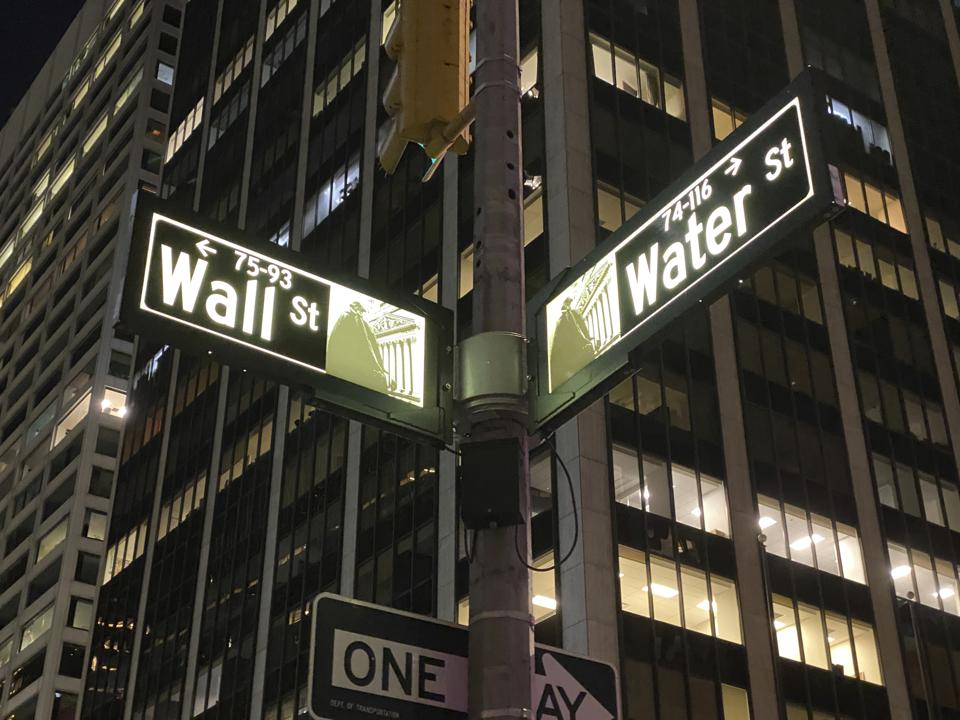 A volatile week on Wall Street drives the market down - 9/11/20