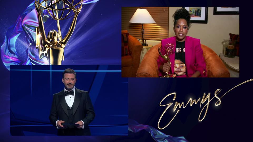72nd Emmy Awards - Show Regina King