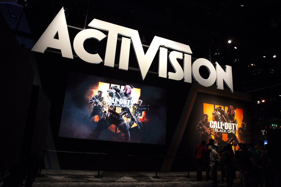 , 500,000 Activision Gamer Accounts May Be Affected By Credential Stuffing