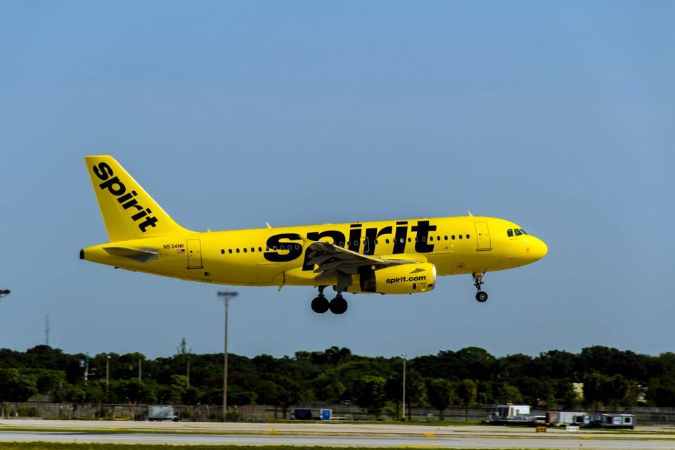 Spirit Airlines coronavirus Colombia Bogota Cartagena Fort Lauderdale travel
