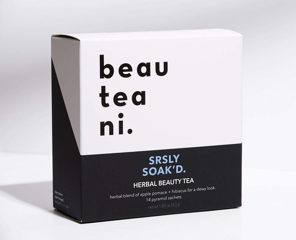 Beauteani Srsly Soak'd tea