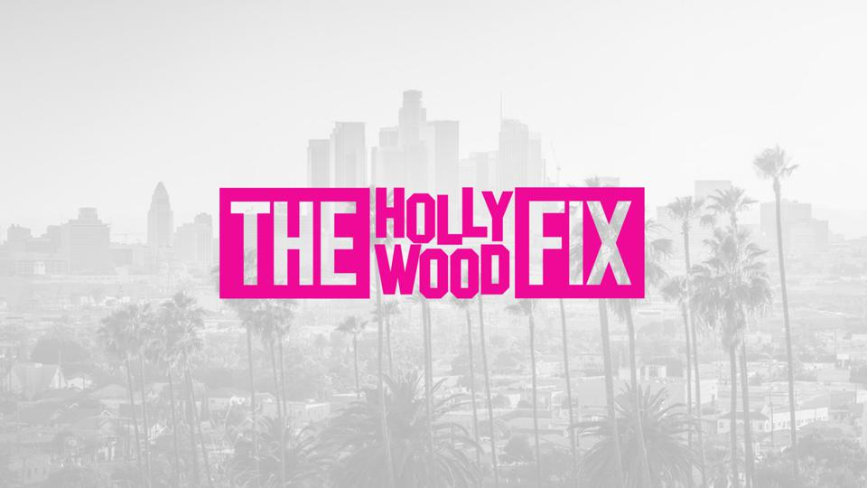 The logo for the popular YouTube channel, The Hollywood Fix