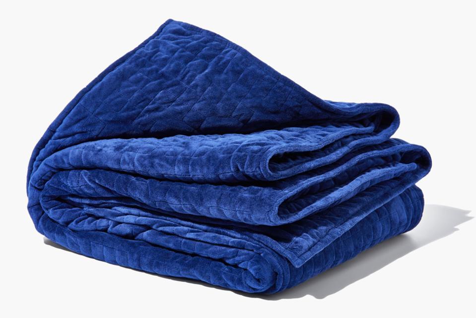 Navy Gravity Blanket