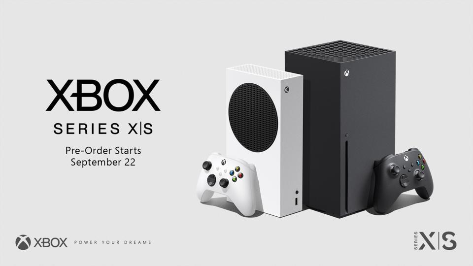 Xbox Series X|S Pre-Order Guide